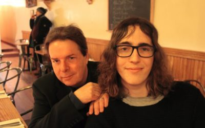 [News] Writer discusses his and his autistic son's journey from diagnosis to college