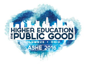 [Event] Association for the Study of Higher Education (ASHE 2016)