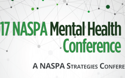 [Event] 2017 NASPA Mental Health Conference: A NASPA Strategies Conference
