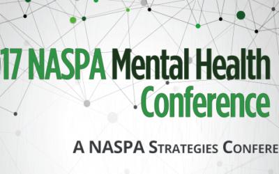 [Event] 2017 NASPA Mental Health Conference: A NASPA Strategies Conference
