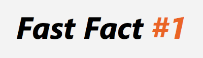 Fast Fact #1: 1 in 68 or 1 in 225?