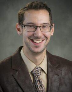 An image of Dr. Brett Nachman