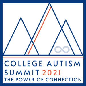 College Autism Summit Logo: The Power of Connection