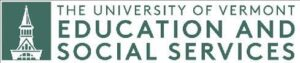 University of Vermont Education and Social Services logo
