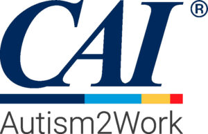 CAI's Autism2Work Logo
